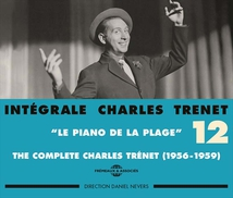 INTÉGRALE 12 - THE COMPLETE CHARLES TRENET 1956-1959