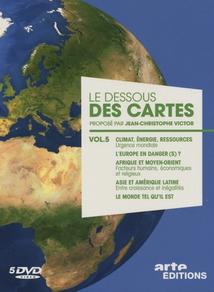 LE DESSOUS DES CARTES - VOL.5