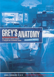 GREY'S ANATOMY - 8/3