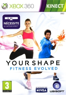 YOUR SHAPE : FITNESS EVOLVED (POUR KINECT) - XBOX360