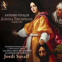 JUDITHA TRIUMPHANS / CONCERTO RV 562,230