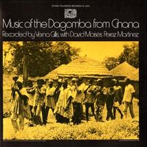 MUSIC OF THE DAGOMBA FROM GHANA