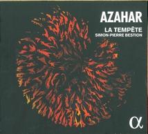 AZAHAR (MACHAUT/ STRAVINSKI/ OHANA/ ALFONSO EL SABIO)