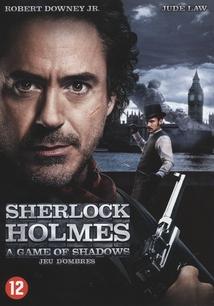SHERLOCK HOLMES : JEUX D'OMBRES