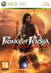 PRINCE OF PERSIA - LES SABLES OUBLIES - XBOX360