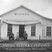 OYSTERS ICE CREAM LEMONADE (AMERICAN FOLK FANTASIES VOL.1)