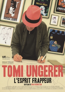 TOMI UNGERER, L'ESPRIT FRAPPEUR