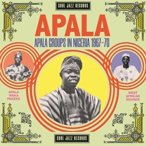 APALA - APALA GROUPS IN NIGERIA 1967-70