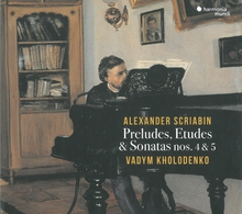 PRELUDES, ETUDES & OTHER WORKS FOR PIANO