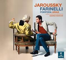 PHILIPPE JAROUSSKY: ARIA FOR FARINELLI