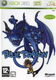 BLUE DRAGON - XBOX360
