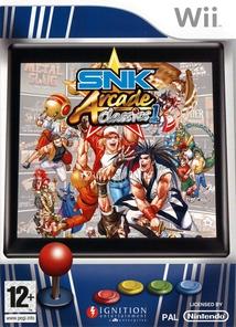 SNK ARCADE CLASSIC 1 - Wii