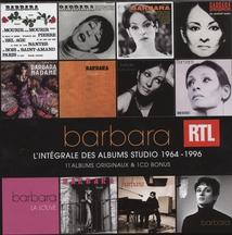 INTÉGRALE DES ALBUMS STUDIO 1964-1996