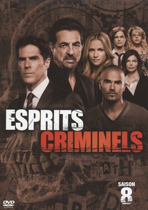 CRIMINAL MINDS - 8/2