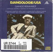 DJANGOLOGIE USA 1
