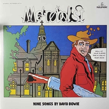 METROBOLIST - NINE SONGS BY DAVID BOWIE