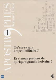 APOSTROPHES, Vol.1 - 1