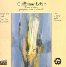 TRIO PIANO VIOLON VIOLONCELLE DO MIN. (1890)