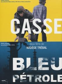 CASSE / BLEU PÉTROLE