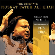 THE ULTIMATE NUSRAT FATEH ALI KHAN, VOL. I: 1978 - 1982