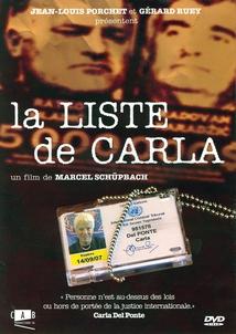 LA LISTE DE CARLA