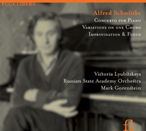 CONCERTO PIANO CORDES / VARIATIONS OP.39 / IMPROVISATIONS...