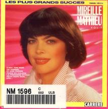 LES PLUS GRANDS SUCCES, VOL.1 (1966-1970)