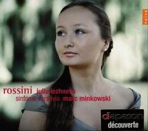 AIRS D'OPERAS: JULIA LEZHNEVA