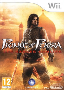 PRINCE OF PERSIA - LES SABLES OUBLIES - Wii