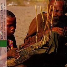 NAMIBIE: BUSHMEN JU'HOANSI. MUSIQUE INSTRUMENTALE