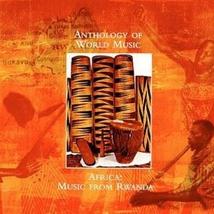 ANTHOLOGY OF WORLD MUSIC: AFRICA, MUSIC FROM RWANDA