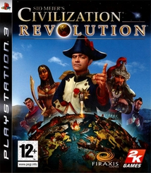 CIVILIZATION REVOLUTION - PS3