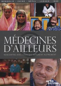 MÉDECINES D'AILLEURS - INTÉGRALE SAISON 1 - DVD 1