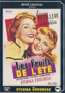 LES FRUITS DE L'ÉTÉ
