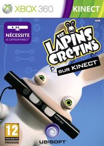 LAPINS CRETINS PARTENT EN LIVE (THE) - XBOX360