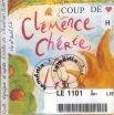 CLÉMENCE CHÉRIE, AU LIT