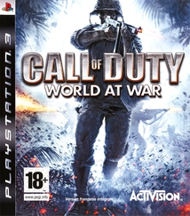 CALL OF DUTY 5 - PS3