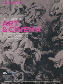 ART & CINÉMA - (HENRI STORCK) - COFFRET DVD + Blu-Ray