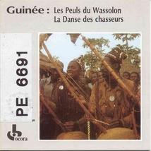 GUINEE: LES PEULS DU WASSOLON, LA DANSE DES CHASSEURS