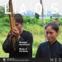 LAOS: MUSIQUE DES KHMOU