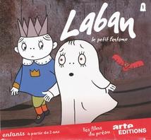 LABAN LE PETIT FANTÔME - 1