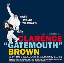GATE WALKS TO BOARD : 1947-1960 ALADDIN & PEACOCK SIDES