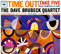 TIME OUT + LIVE AT NEWPORT 1961-63-64