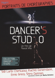DANCER'S STUDIO, VOLUME 3
