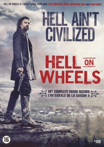 HELL ON WHEELS - 4