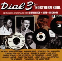 DIAL 3 FOR NORTHERN SOUL (CHALLENGE-DIAL-HICKORY)