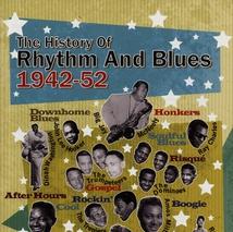 HISTORY OF RHYTHM AND BLUES VOL.2 1942-1952