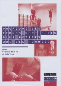 POURQUOI LES FEMMES SONT-ELLES PLUS PETITES QUE LES HOMMES ?