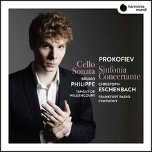 SINFONIA CONCERTANTE / SONATE VIOLONCELLE PIANO