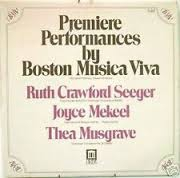 TWO MOVEMENTS FOR CHAMBER O. (1926) (+MEKEEL, MUSGRAVE)
